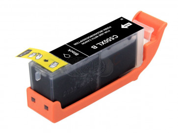 Canon PGI-550PGBK inktcartridge zwart + chip (huismerk)