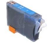 Canon CLI-8C inktcartridge cyaan + chip (huismerk)