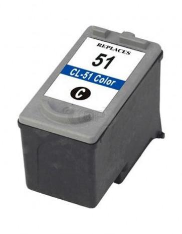 Canon CL-51 inktcartridge kleur hoge capaciteit (huismerk)