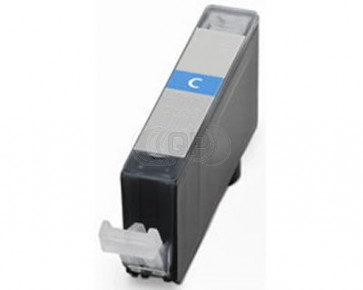 Canon CLI-571C XL inkcartridge cyaan high capacity (own brand) + chip