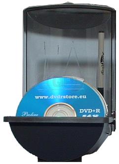 CD / DVD deskbox space for 50 disks