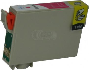 Epson T1283 inktcartridge magenta + chip (huismerk)