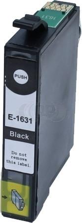 Epson 16XL (T1631) inktcartridge zwart hoge capaciteit + chip (huismerk)