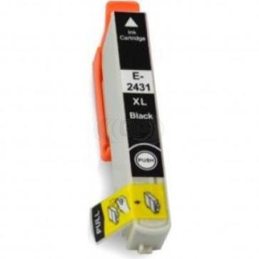 Epson 24XL (T2431) inktcartridge zwart hoge capaciteit (huismerk)
