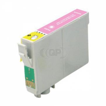 Epson T0486 inktcartridge licht magenta + chip (huismerk)