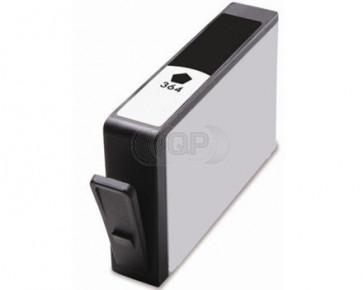 HP 364XL (CB322EE) inktcartridge foto zwart hoge capaciteit + chip (huismerk)