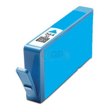 HP 364XL (CB323EE) inktcartridge cyaan hoge capaciteit + chip (huismerk)