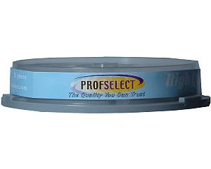 CD-RW 74min 12X Profselect 10 pieces