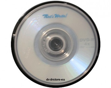 DVD-R mini 8cm Thats write 10 pieces