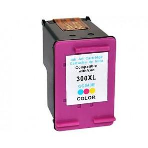 HP 300XL (CC644EE) inktcartridge kleur hoge capaciteit (huismerk)