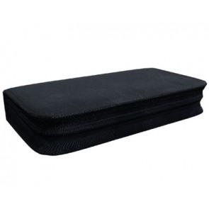 Storage pocket for 96 discs black