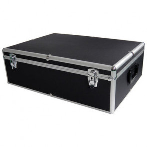 DJ case for 500 disc's black