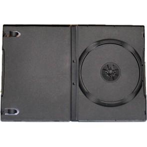 DVD box 14mm 1 DVD black 98 pieces