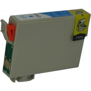 Epson T1282 inktcartridge cyaan + chip (huismerk)