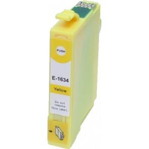 Epson 16XL (T1634) inktcartridge geel hoge capaciteit + chip (huismerk)
