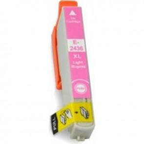 Epson 24XL (T2436) inktcartridge licht magenta hoge capaciteit (huismerk)