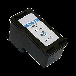 HP 350 (CB335EE) standaard inktcartridge zwart (huismerk)