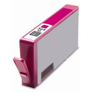 HP 364XL (CB324EE) inktcartridge magenta hoge capaciteit + chip (huismerk)