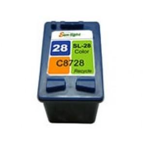 HP 28 (C8728AE) inktcartridge kleur (huismerk)