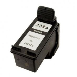 HP 339 (C8767EE) inktcartridge zwart hoge capaciteit (huismerk)