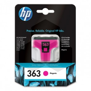HP 363 (C8772EE) inktcartridge magenta (origineel)