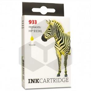 HP 933XL (CN056AE) inktcartridge geel hoge capaciteit (huismerk)