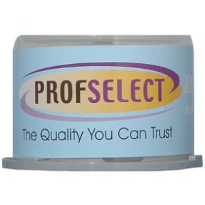 DVD+R 4.7GB 16X Profselect 50 pieces
