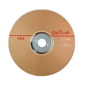 DVD+R 4.7GB 16X Thats write 100 + 10 DVD+RW free