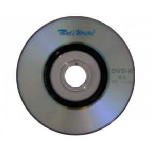 DVD-R mini 8cm Thats write 10 pieces